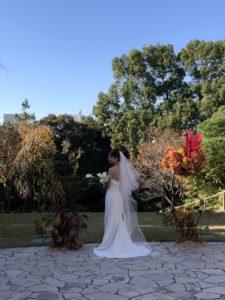 素敵な花嫁さん
